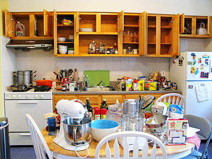 How to Organize a Kitchen Pantry : Home Improvement : DIY