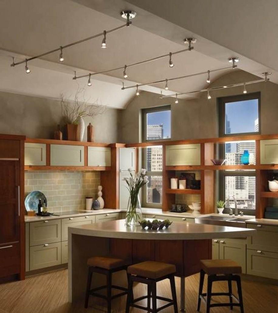 Funky Ideas to Create Amazing Kitchen Lighting | Kitchen ...