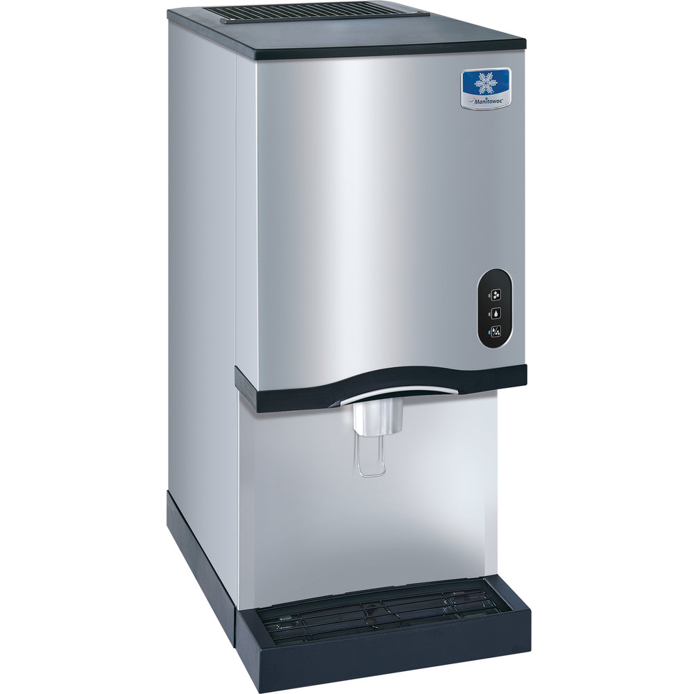 Countertop Ice Making Machine : Ice Machine Buying Guide ? Configuration and Compressor Type ...