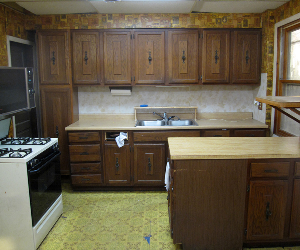 1970s Kitchen Cabinets For