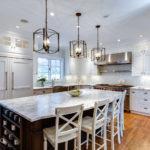 laminate kitchen countertop by Artelye