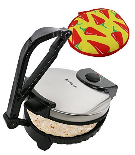 StarBlue roti maker with roti warmer