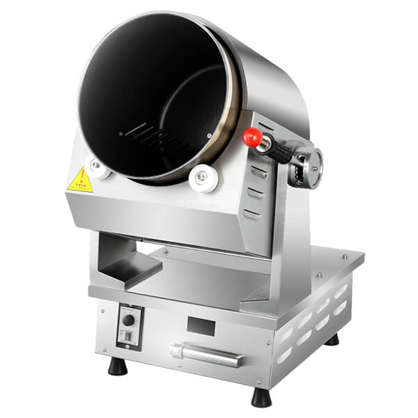 automatic cooking stir fryer