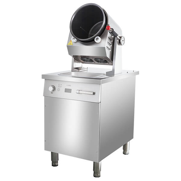 commercial stir fryer