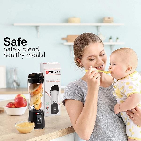 Voicku portable blender for baby food