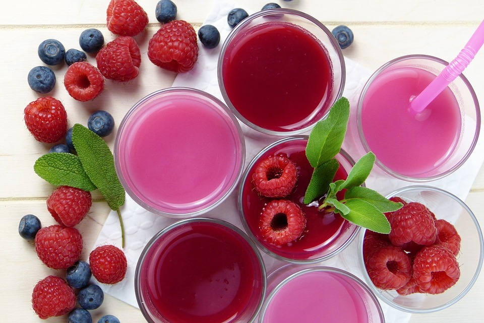 juicing for healthy life